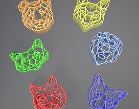 Animals cookie cutter 3D printable model