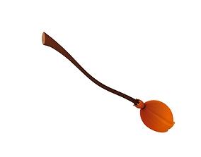Broom 3D model brush