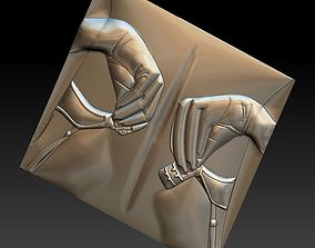 3D print model No 26 Bra Brassiere