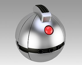 Star Wars Thermal Detonator Cosplay 3D printable model 1