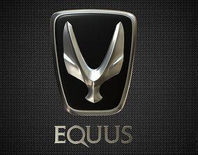 equus logo 3D