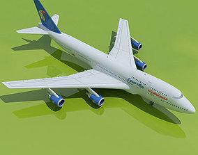 3D model Egypt Air