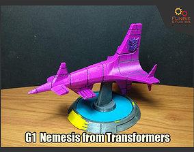 G1 Nemesis from Transformers 3D print model