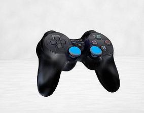 3D asset PS3 controller