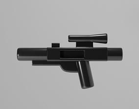 3D model Lego Blaster from Lego Star Wars
