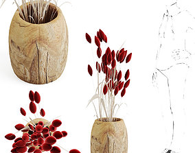 Oriole planter 3D model