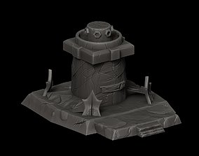 king forts 3D model