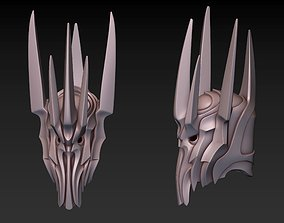 3D printable model Sauron Helmet