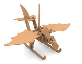 Plane CNC KIT 3D printable model