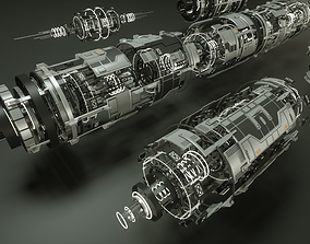 Core-C1 Kit extended edition 3D model