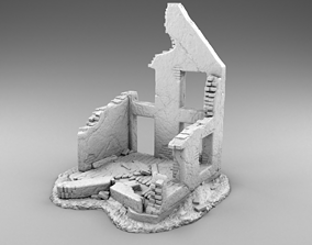 Ruins of the First World War 3D printable model