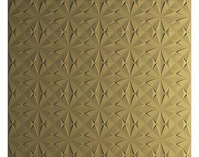 3D Habitarte Flower Wall form