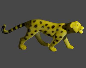 Tigre tigre 3D model