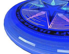 Frisbee 3D model