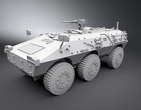Puma AFV Scale model