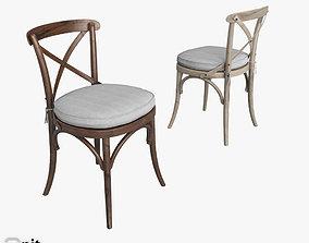 Madeleine Side Chair by Restoration 3D model