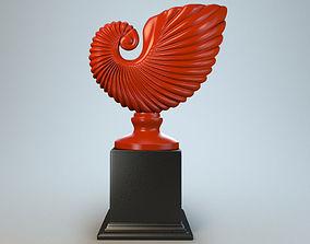 Sculpture Bowl P 3D printable model