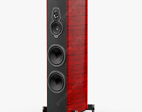 Sonus faber Amati Tradition Red 3D model