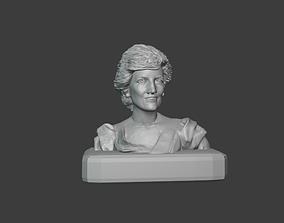 3D print model Lady Diana