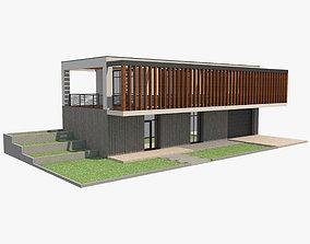 Modern House 7 3D