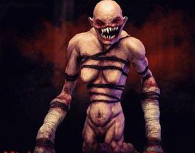 Nightmare Creature 5 3D asset