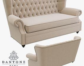 Dantone Home Biarritz sofa 3D model