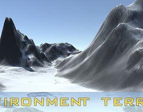 3D model Terrain Environment