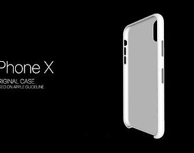 iPhone X Original Case Model apple