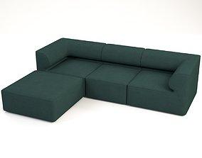 3D Sens corner sofa
