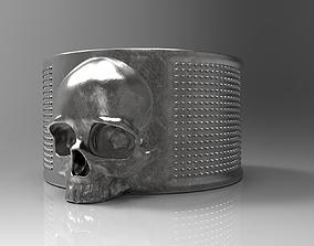 Ring Skulls skull 3D printable model