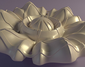 3D printable model Figure rosette