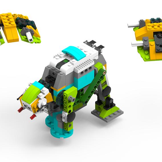 LEGO WeDo 2.0 StarWars AT-AT