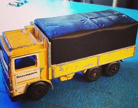 Matchbox Volvo Tilt Truck Model Replacement Part