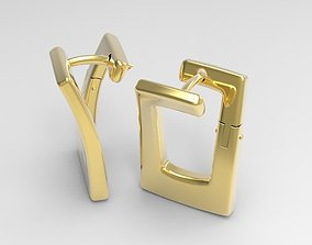 3D print model simple errings