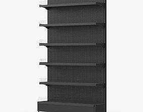 3D PBR Shelf