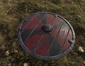 Shield Viking 3D