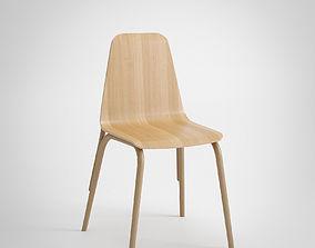 3D model Chair TRAM by TON