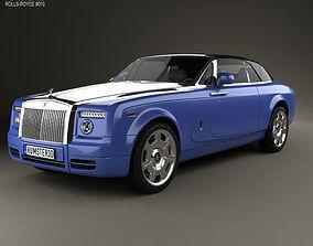 3D Rolls-Royce Phantom Drophead Coupe 2008