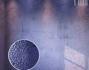 Decorative Stucco 039 - 8K Shader 3D