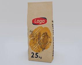 packet Paper bag 3D