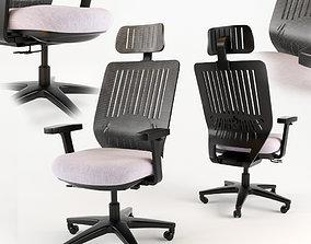 3D Office Swivel Chair