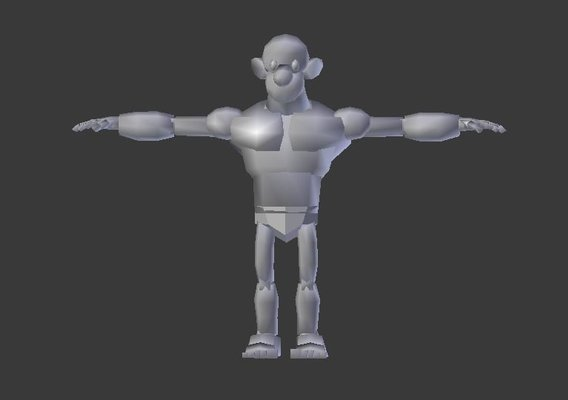 dummy model
