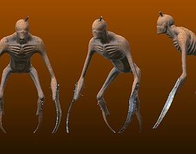 The Stalker 3D asset