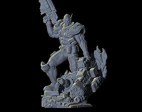 Fan Art - Cable 3D printable model