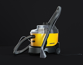 design Vacuum Cleaner 3D model