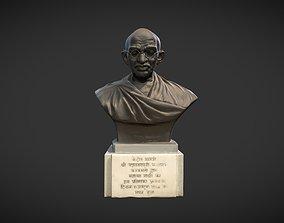 Gandhi Mapusa 3D model