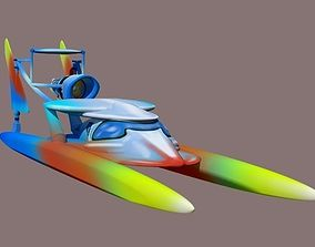 Thrust 3D