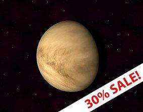 Venus - High Quality Low Poly 3D asset