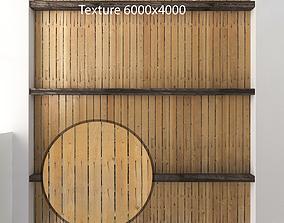 3D asset wooden ceiling 17