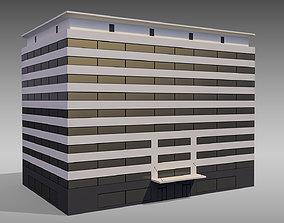 3D model Commercial Building 014